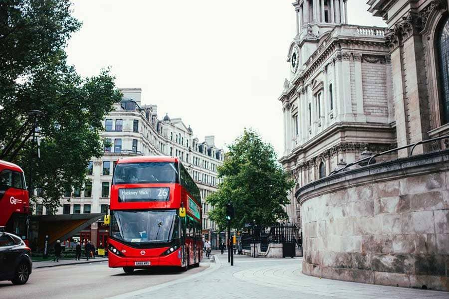 Conducción eficiente de autobuses