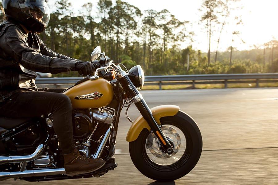 Conducción eficiente de motocicletas