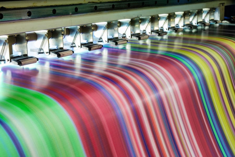 Impresión digital en vinilo